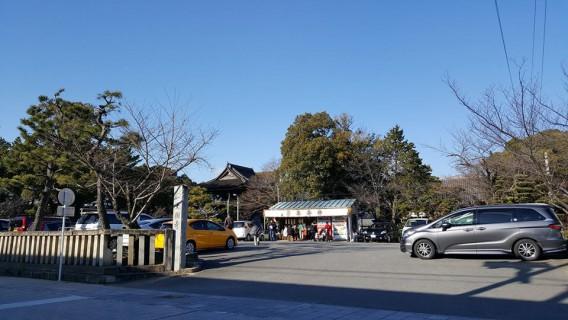 2017新春初詣 徳川家の菩提寺「大樹寺」 有料拝観をして、御朱印をいただいてきました