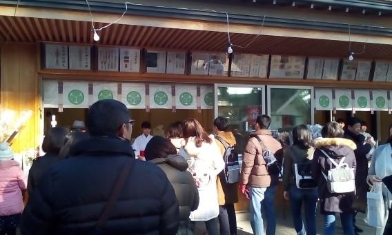 2017新春初詣② 「龍城神社」 岡崎公園の門松はとても見ごたえあります